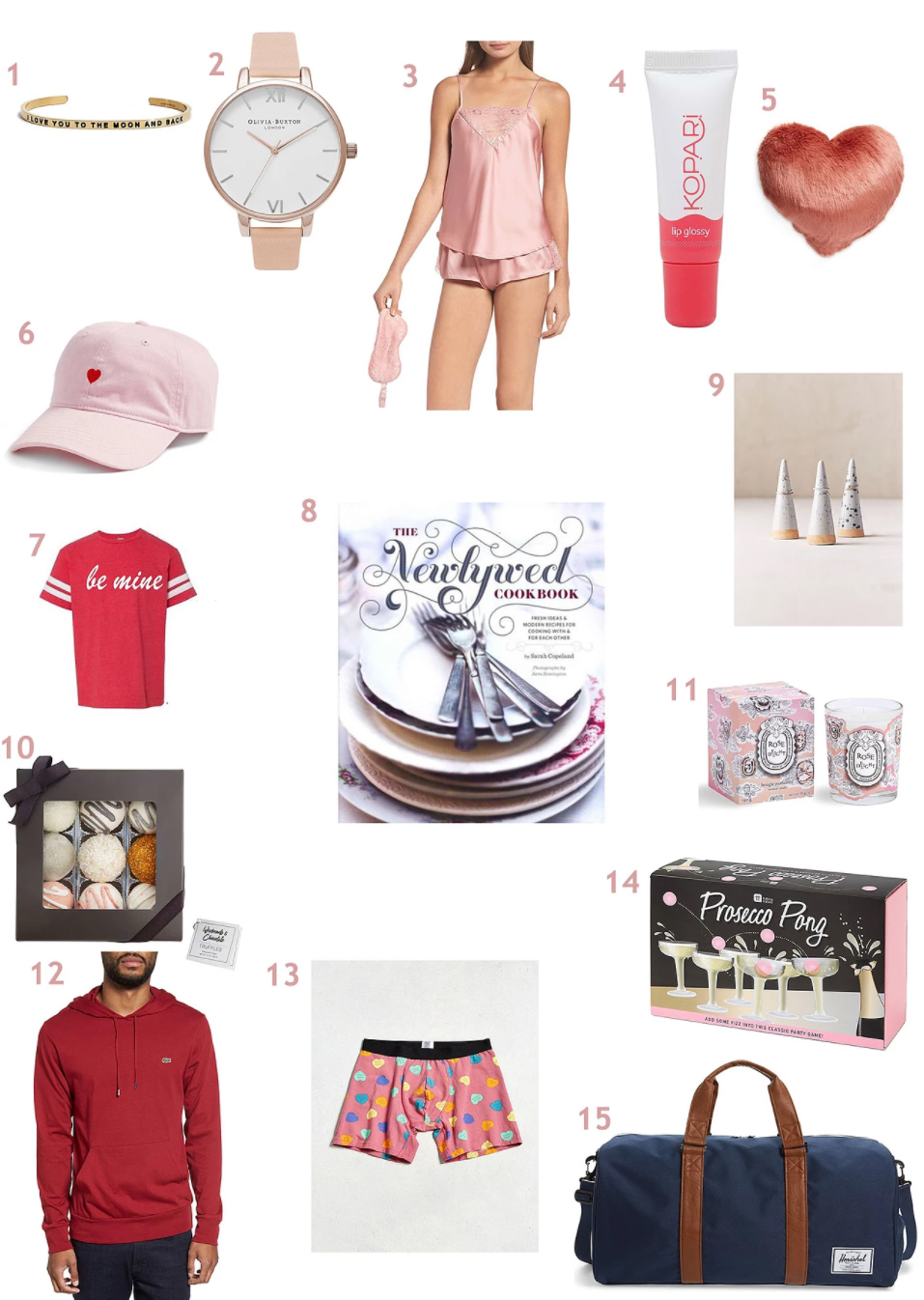 Valentines Day Gift Guide for Newlyweds
