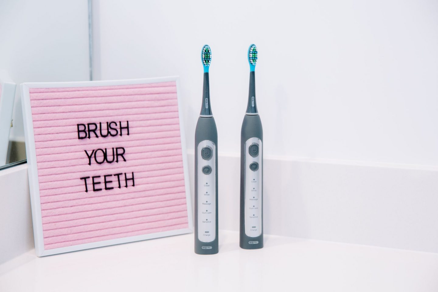CARIPRO ULTRASONIC ELECTRIC TOOTHBRUSH + GIVEAWAY