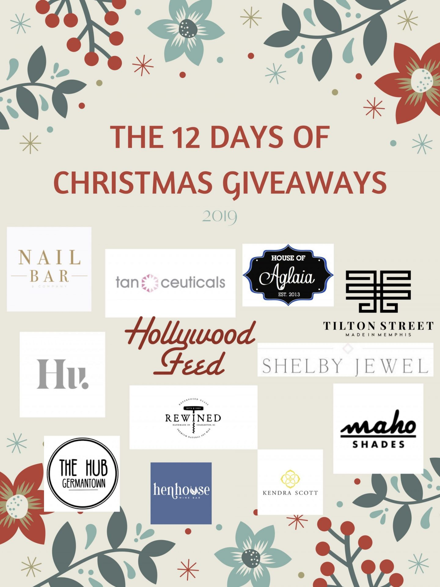 12 Days of Gifting 2019
